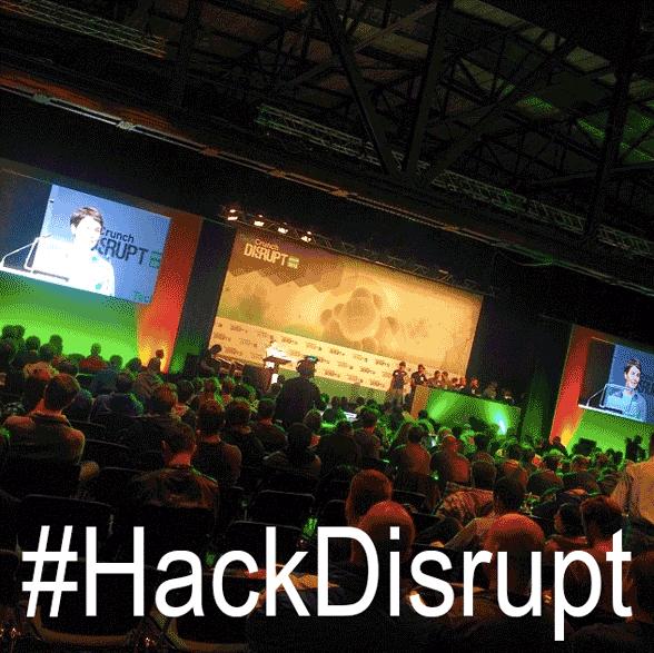 #hackdisrupt_feffe_kaufmann_#disruptberlin
